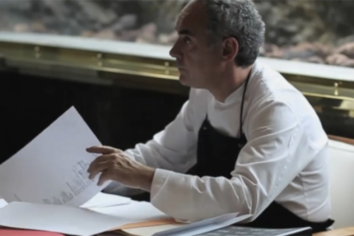 NOWNESS: In the Kitchen at El Bulli Video