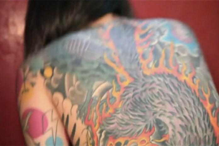 Inked Magazine: INKED GIRL - Ginger Andersen