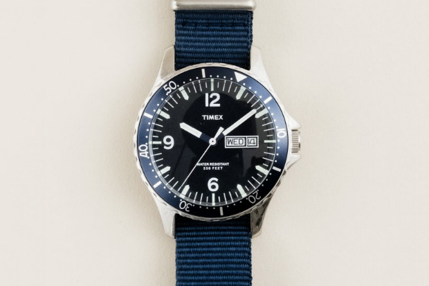 j crew x timex andros watch