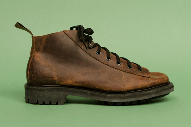 J.W. Anderson Leather Festival Boots