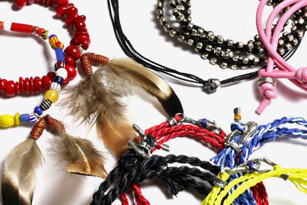 jam home made bracelet fair collection