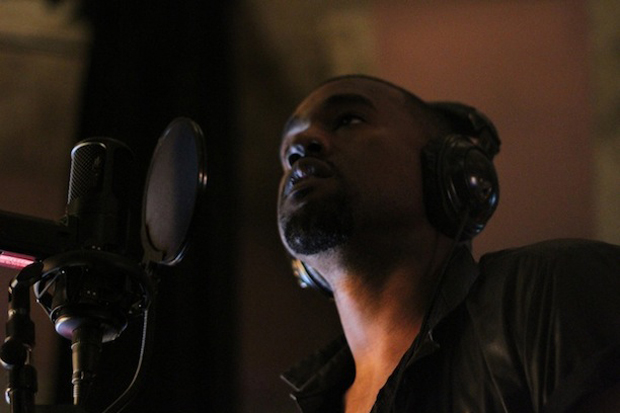 jay z kanye west watch the throne session photos