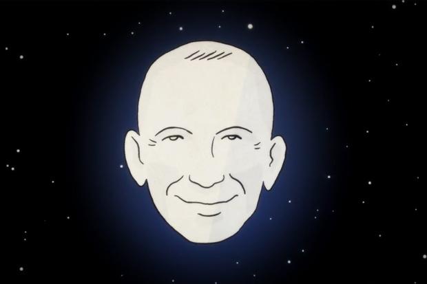 Jean Paul Gaultier Animated Website Video