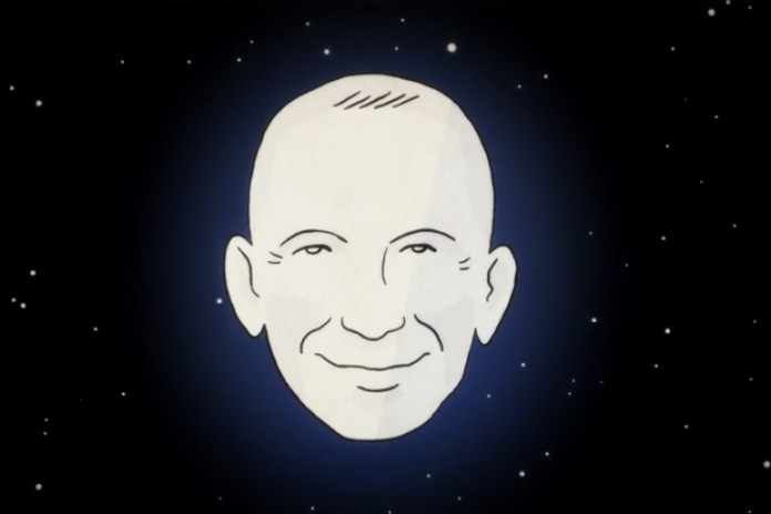 Jean Paul Gaultier Animated Website Video