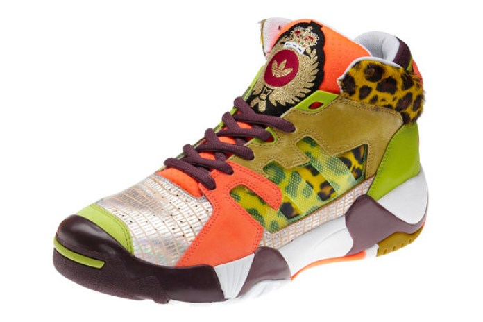 Jeremy Scott x adidas Originals by Originals JS Streetball