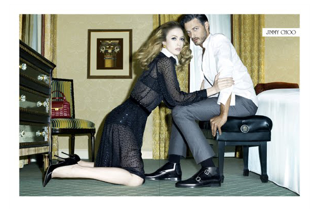 Jimmy Choo 2011 Fall/Winter Ad Campaign