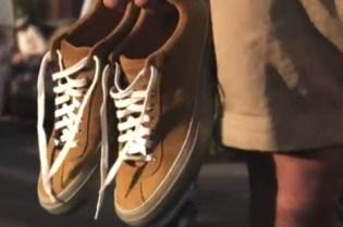 "Jimmy Choo x MR PORTER ""Walking the Line"" Video"