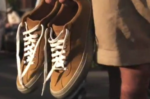 "Jimmy Choo x MR PORTER ""Walking the Line"" Video"