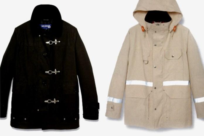 Junya Watanabe COMME des GARCONS MAN x Mackintosh Capsule Collection