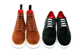 Junya Watanabe COMME des GARCONS MAN x Tricker's 2011 Fall/Winter Footwear Collection