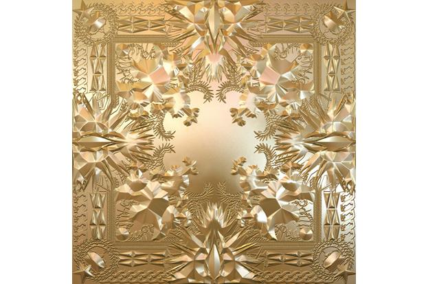 kanye west jay z watch the throne album art pre order