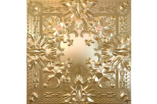 Kanye West & Jay-Z 'Watch the Throne' Album Art + Pre-Order