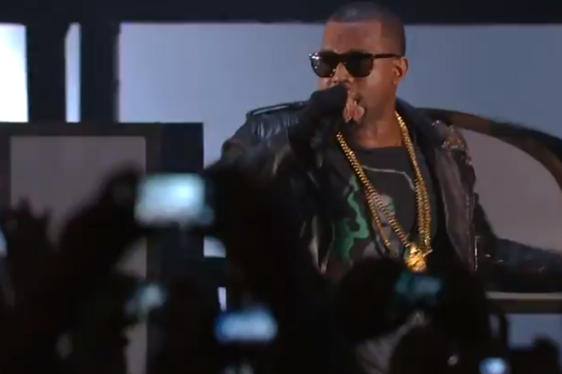 Kanye West - SXSW 2011 Performance