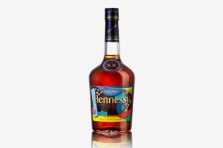 KAWS x Hennessy V.S. Cognac Limited Edition Bottle