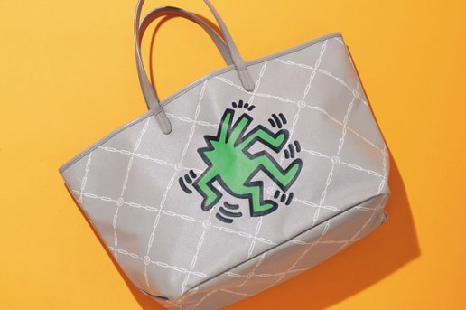 Keith Haring x uniform experiment Tote Bag