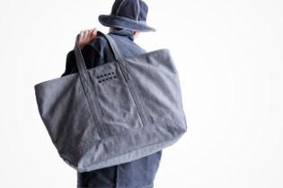 BLACK SENSE MARKET x Kichizo by Porter Classic Tote Bag