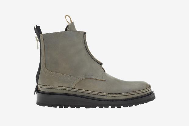 Kris Van Assche 2012 Spring/Summer Footwear Collection
