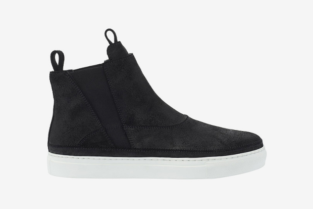 krisvanassche 2012 springsummer footwear collection