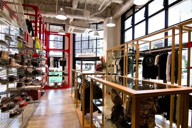 L.H.P. Osaka Store Opening