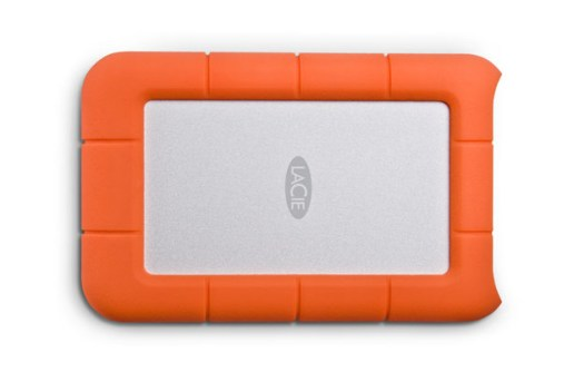 LaCie Rugged Mini Hard Drive