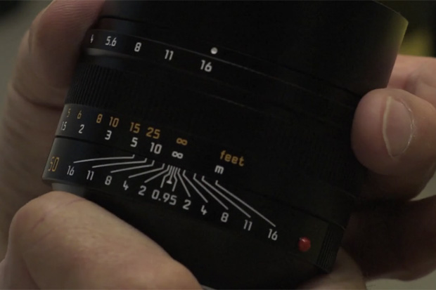 The Making of Leica Lenses