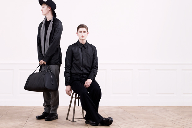 les essentiels by dior homme