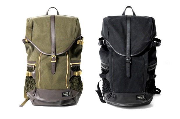 Lowpro x URBAN RESEARCH iD x Porter Backpack