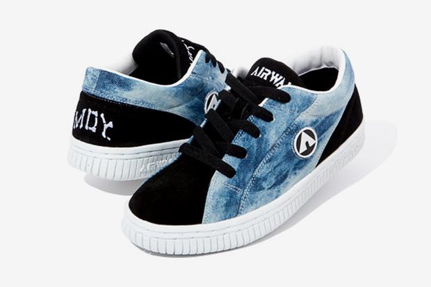 mackdaddy x airwalk one sneakers