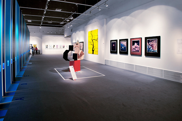 Made in Britain Exhibition - Contemporary Art from 1980-2010 @ the Hong Kong Heritage Museum