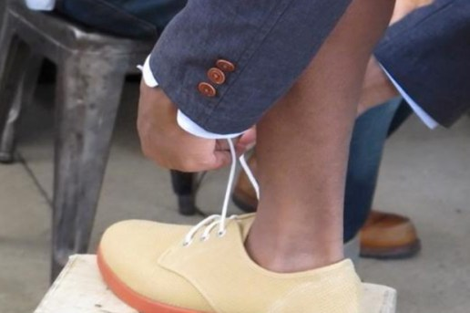 Mark McNairy 2012 Spring/Summer Behind-the-Scenes Video