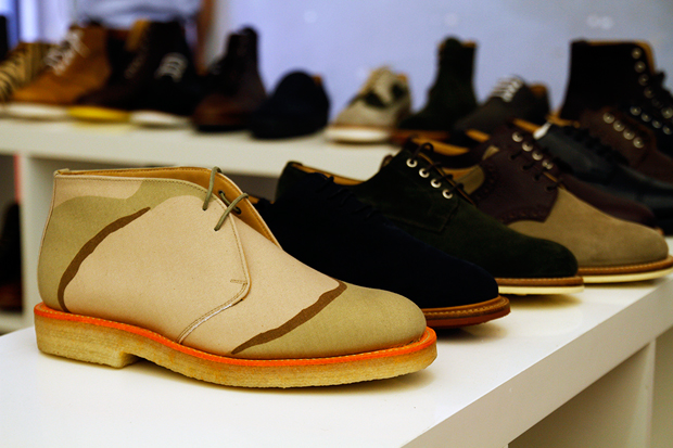 Mark McNairy New Amsterdam 2012 Spring/Summer Collection Preview