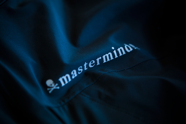 mastermind japan the fusion project gore tex jacket further look