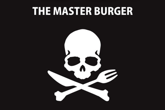 "mastermind JAPAN x THE MASTER BURGER ""THE GREAT BURGER"" Project"