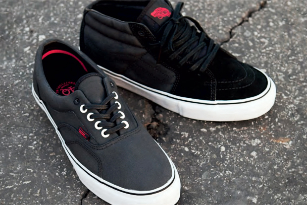 Max Schaaf x Vans Core 2011 Fall Capsule Collection
