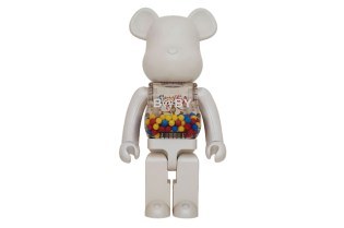 Medicom Toy My First Bearbrick B@BY 1000%