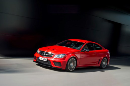 2012 Mercedes-Benz C63 AMG Black Series Coupe