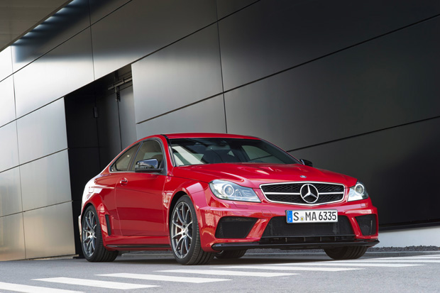 2012 mercedes benz c63 amg black series coupe