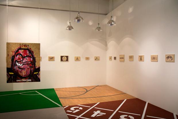 michael lau x nike just done it exhibition recap
