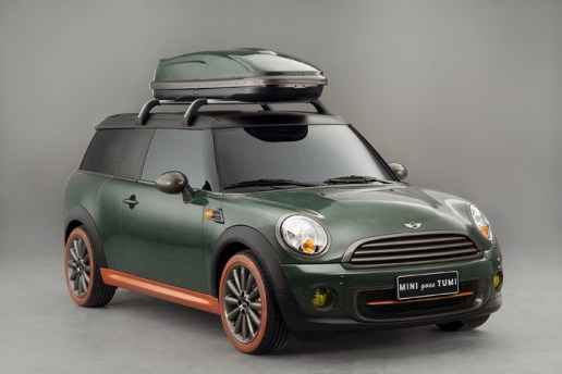 MINI Goes Tumi Collaboration Project