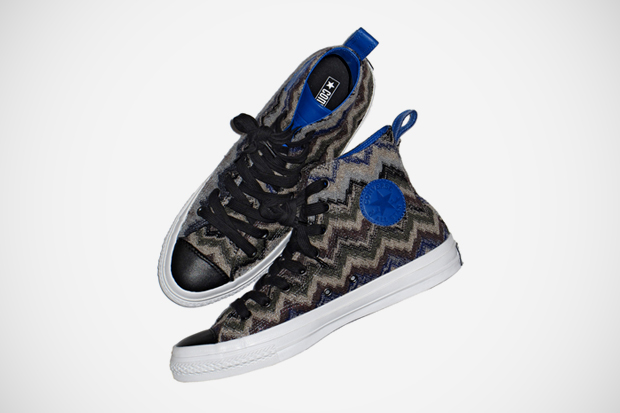 Missoni x Converse 2011 Fall/Winter Chuck Taylor Preview