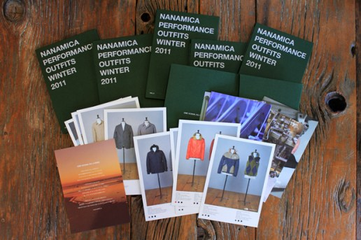 nanamica Performance Outfits 2011 Winter Catalog Preview