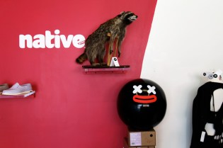 native Pop-Up Shop by FriendsWithYou @ The Hole Gallery
