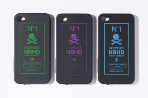 """NEIGHBORHOOD """"SUPPORT NBHD"""" iPhone 4 Case - Webstore Exclusive"""