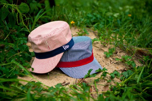"New Era Pre-Summer 2011 ""Stripe"" Collection Asia Exclusive"