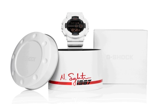 Nigel Sylvester x Casio G-Shock GD-100NS-7