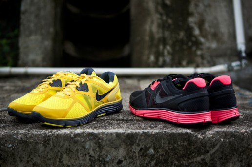 Nike 2011 Fall/Winter LunarGlide+ 3