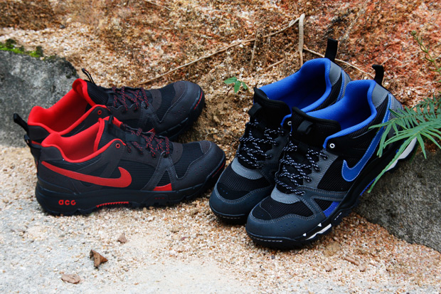 Nike ACG 2011 Fall/Winter Rongbuk