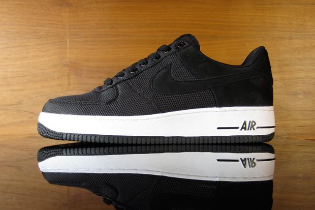 Nike Air Force 1 Premium Black/White