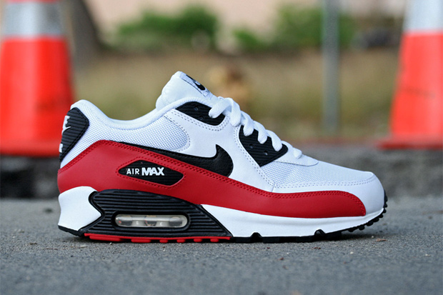 nike air max 90 sport red