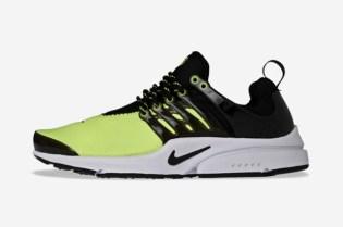 Nike Air Presto Volt/Black/White